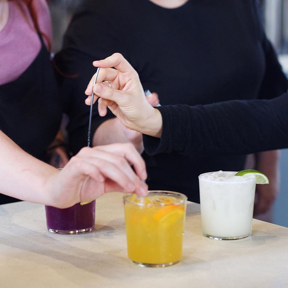 DIY Cocktail Competition