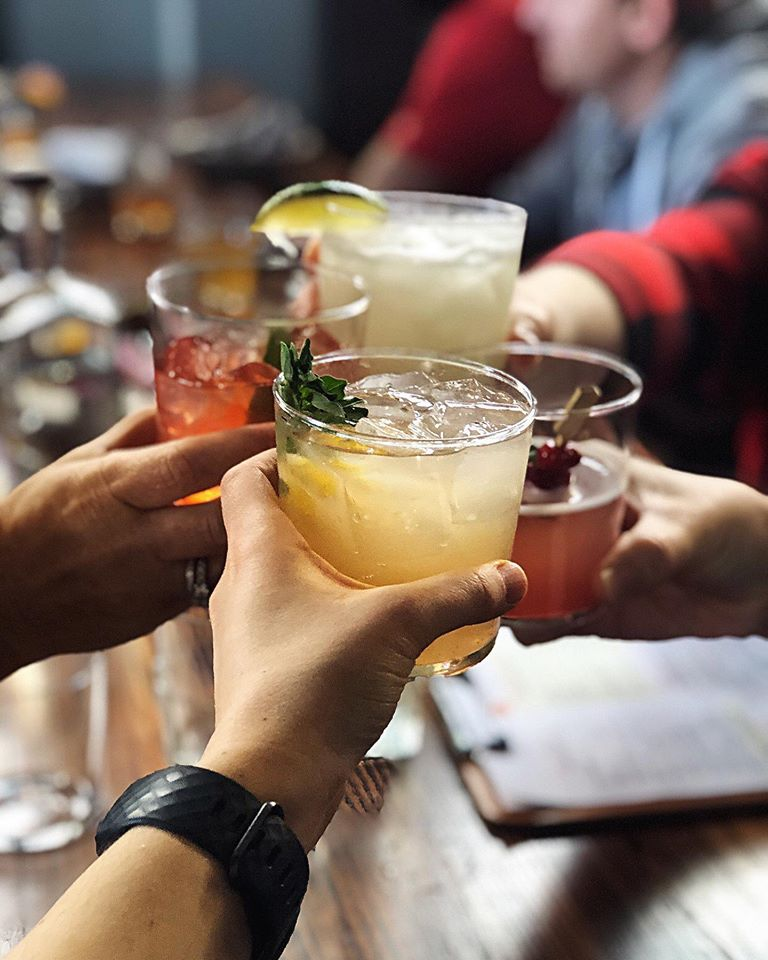 DIY Cocktail Class – Wine Cocktails For All Seasons
