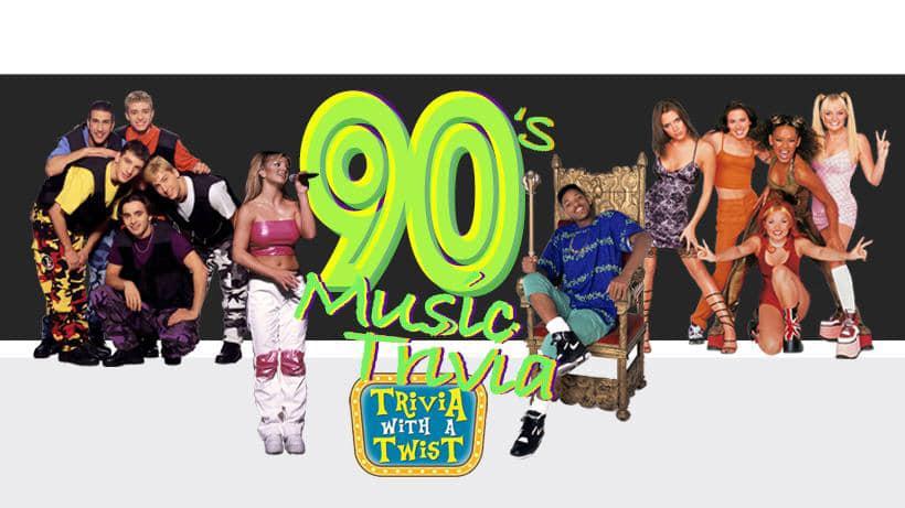 Trivia Night..Name that 90's tune!