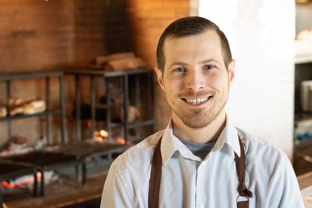 Karrikin Executive Chef Chris Davis