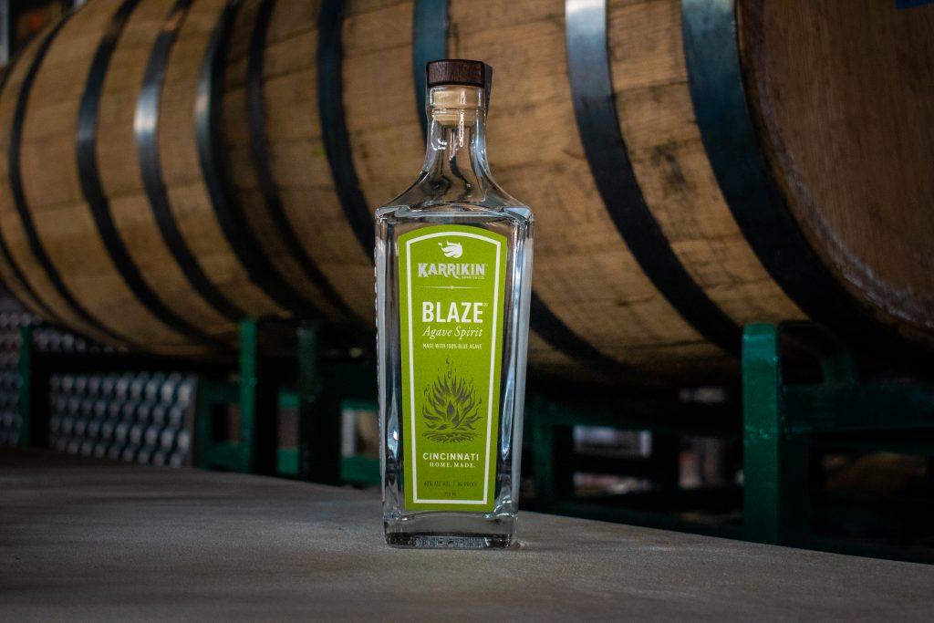 Blaze agave spirit